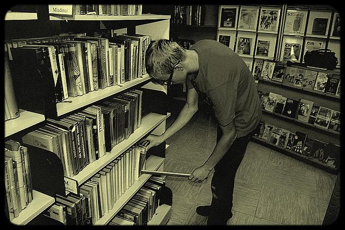 Šolske knjižnice so zakon!