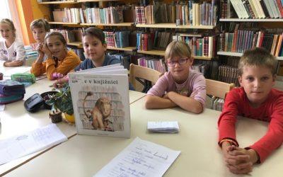 Mednarodni mesec šolskih knjižnic – oktober 2018