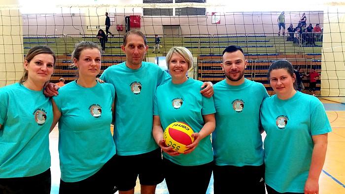 Športno aktivni učitelji in zaposleni OŠ Vinica