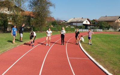 Športni dan – Atletika 6.-9. R