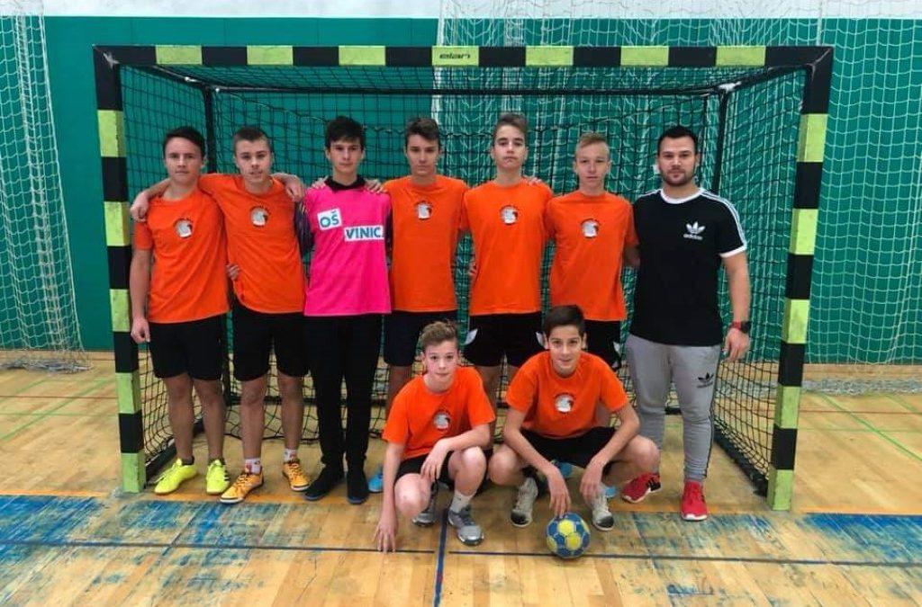 Občinsko prvenstvo osnovnih šol v rokometu