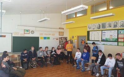 Območno tekmovanje iz angleškega jezika za 9. razred